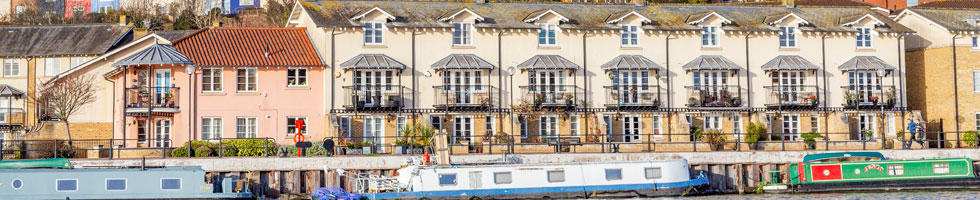 Flats, Apartments & Houses to Rent in Clifton & Bristol banner