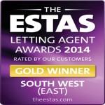 ESTAS Gold Winner